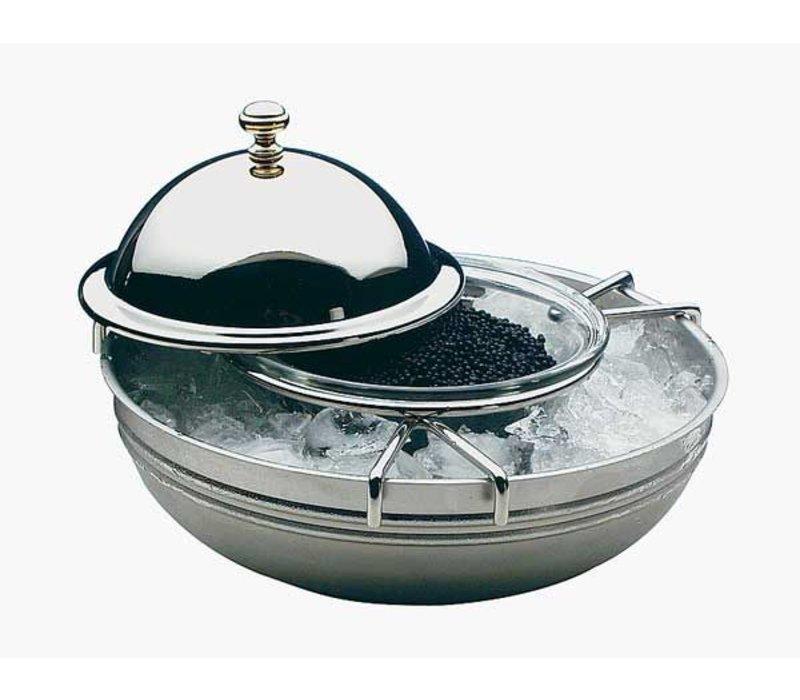 APS Caviar Cooler | Edelstahl | Ø 18cm