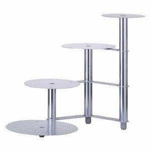 APS Gebak Standaard | Aluminium | Ø 20/26/26/32cm