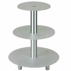 APS Pastry Standard | 3 pcs | Aluminium | Ø 20/26 / 32cm