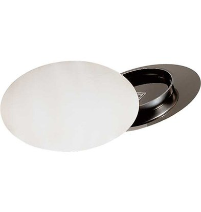 APS Cakestand | Stainless steel | Ø310mm, height 30mm