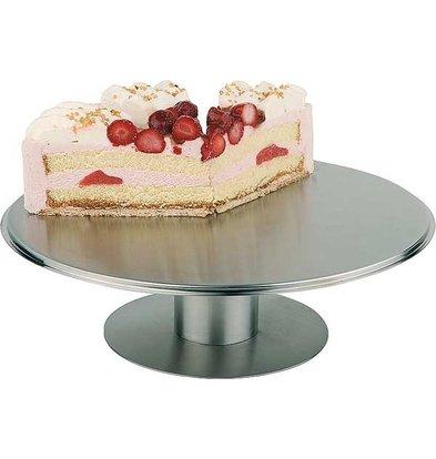 APS Kuchenständer | SS / Mat | Ø310mm, Höhe 70mm