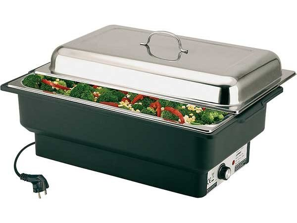 APS Electric Chafing Dish Eco   Adjustable Temperature   630x360x (H) 290mm