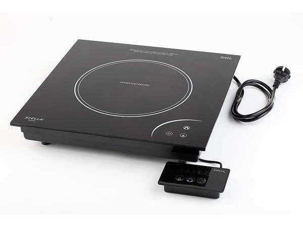 APS Eingebaute Induktionsplatte | 2000W | 5 Einstellungen | 355x355x (H) 60 mm