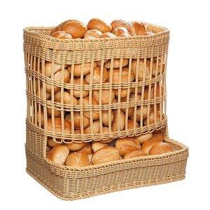 APS Basket dispenser for rolls - 600x400x (h) 600mm