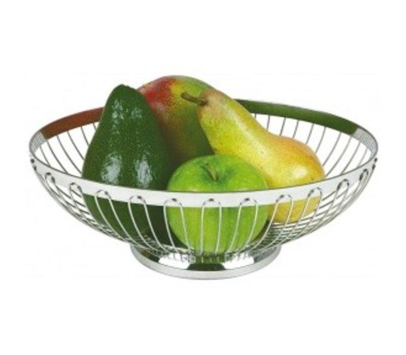 APS Fruit- en Broodmandje Ovaal - 245x(h)180mm