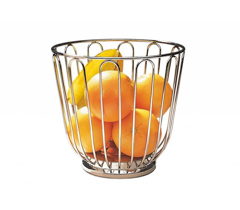 APS Fruit and Bread Basket Round - Ø215x (h) 205mm
