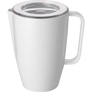 APS Kan | 2 Liter | Melamine Wit | Ø14x(H):21cm