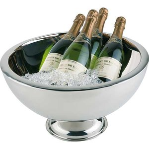 APS Double walled champagne bowl ca - Ø44cm x 24 (H) cm