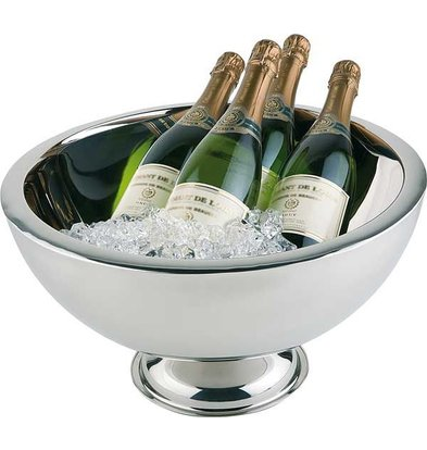 APS Double walled champagne bowl ca - Ø44cm x 24 (H) cm