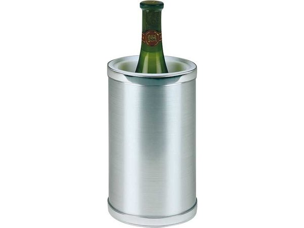 APS Flessenkoeler CLASSIC - Rond met Gepolijste Randen - Ø12,5cm x 22(h)cm