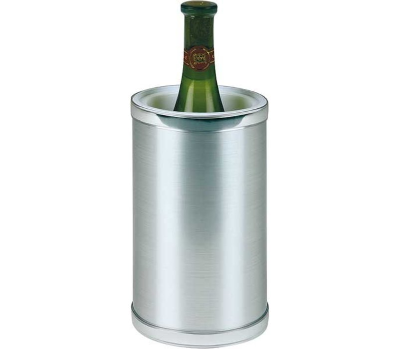 APS Bottle cooler CLASSIC - Round with Polished Edges - Ø12,5cm x 22 (H) cm
