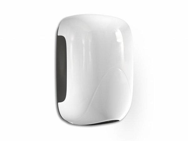 VAMA Handdroger MINI - Super Compact - Droogtijd 13 sec - Wit ABS - 900W