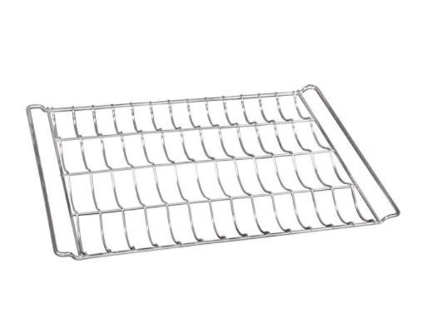 Unox Baguette Rooster | chrome | 470x330mm