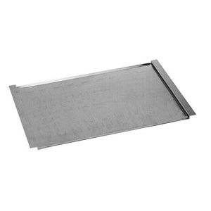 Unox Bakplaat   Aluminium / RVS   342x242mm