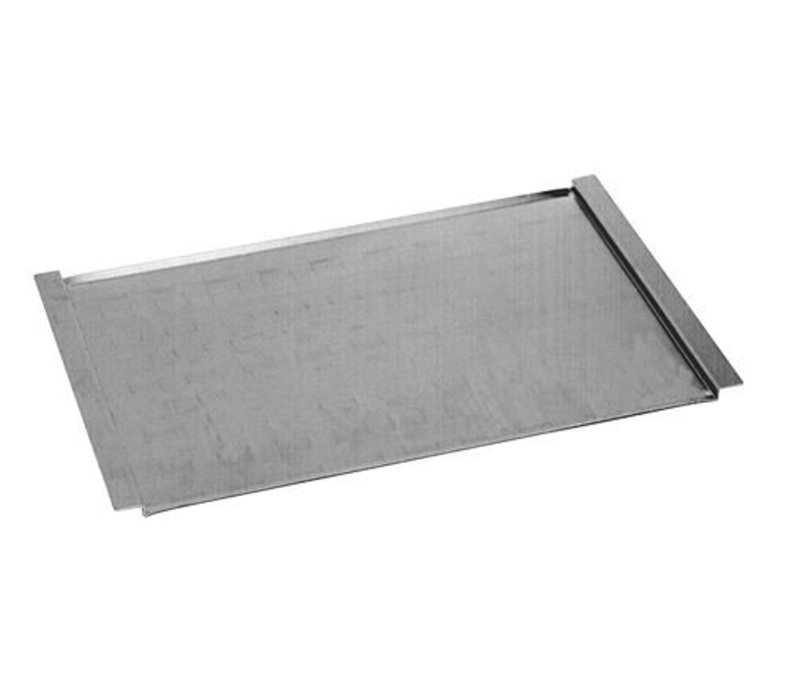 Unox griddle | Aluminum / stainless steel | 342x242mm