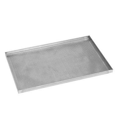 Unox Griddle | Aluminium | Perforated | Teflon Coating | 600x400mm