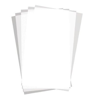 XXLselect Pergamentpapier | Ohne Impressum | 255x406mm | Pro 500 Stück