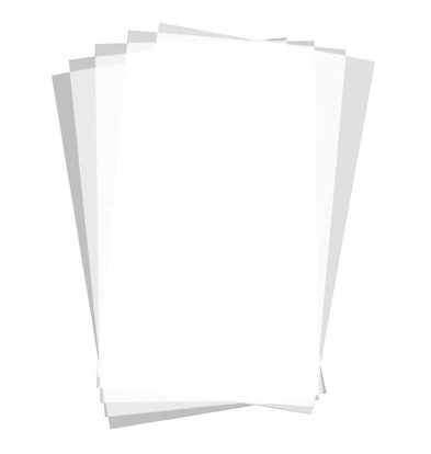 XXLselect Vetvrij Papier | Zonder Opdruk | 255x406mm | Prijs per 500 Stuks
