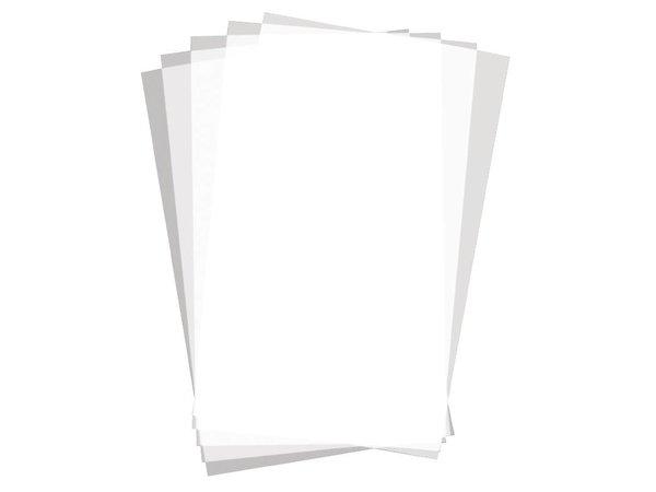 XXLselect Vetvrij Papier   Zonder Opdruk   255x406mm   Prijs per 500 Stuks