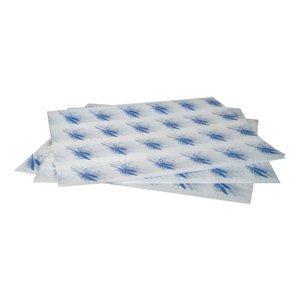 XXLselect Vetvrij Hamburger Papier   1000 Stuks   245x300mm   in 2 Kleuren Verkrijgbaar