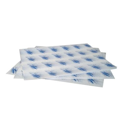 XXLselect Greaseproof paper Hamburger | 1000 Pieces | 245x300mm | Available in 2 colors