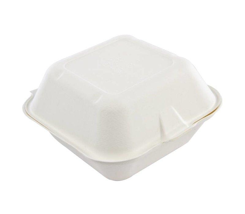 XXLselect Hamburger Box Wiederverwendbare | In 2 Größen erhältlich