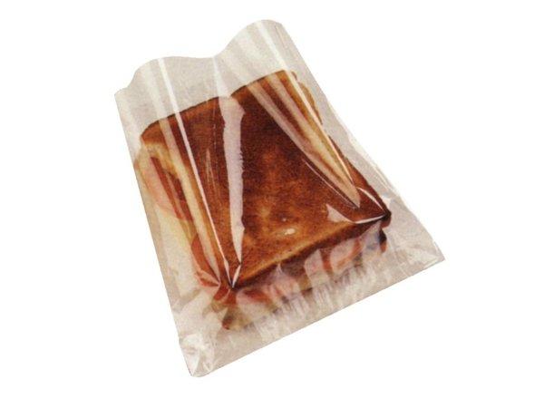 XXLselect Deluxe Sandwich-Beutel   1000 Taschen   180x160mm
