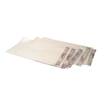 XXLselect Paper bags with foil Inside | 500 Pieces | 180x305mm