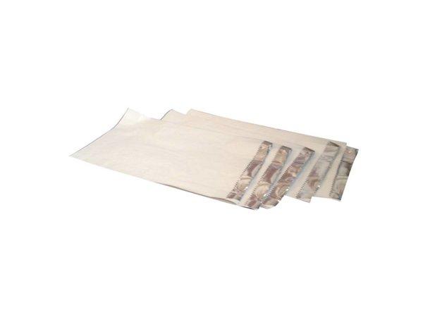 XXLselect Papiersäcke mit Folieninnen | 500 Stück | 180x305mm