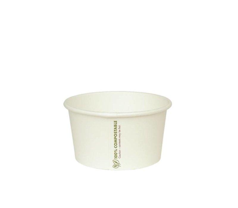 XXLselect Soepcontainer | Biologisch Afbreekbaar | 500 Stuks | in 2 Maten Verkrijgbaar