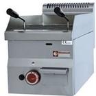 Diamond Lavasteingrill Gas RVS - Tabletop - mit Grillrost - 30x60x (h) 28 / 40cm - 3.9KW