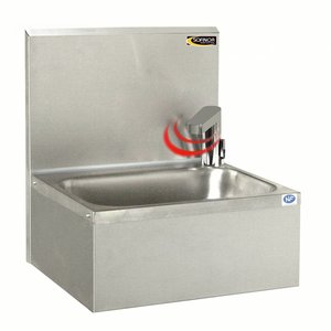 Sofinor Stainless Steel Sink | Electric Crane on Batteries | Temperature | 460x380x (H) 524mm