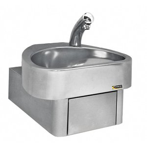 Sofinor Stainless Steel Hand sink | electronic | CLINIUM | 460x436x (H) 270 mm