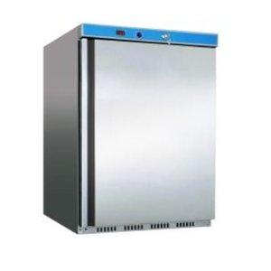 Saro Kühlschrank - Edelstahl - 130Ltr - 60x58x (h) 85cm