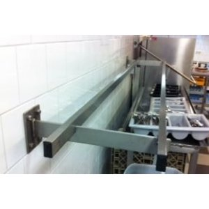 XXLselect Cutlery Rack Hanging - For three cutlery trays hang 1/1 GN together