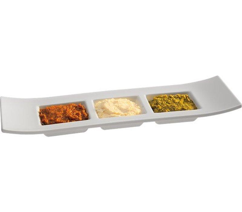 APS Dipschaal Lässige | Melamin | Stapelbar | 29x9x (H) 3cm