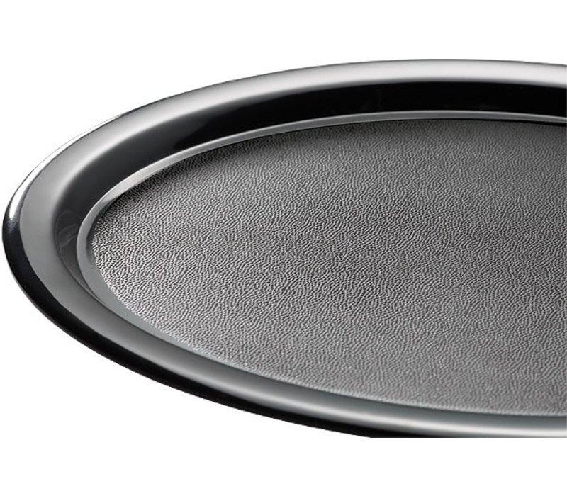 APS Serving Dish Black | Melamine | Stackable | 28,5x21,5x (H) 1.5cm