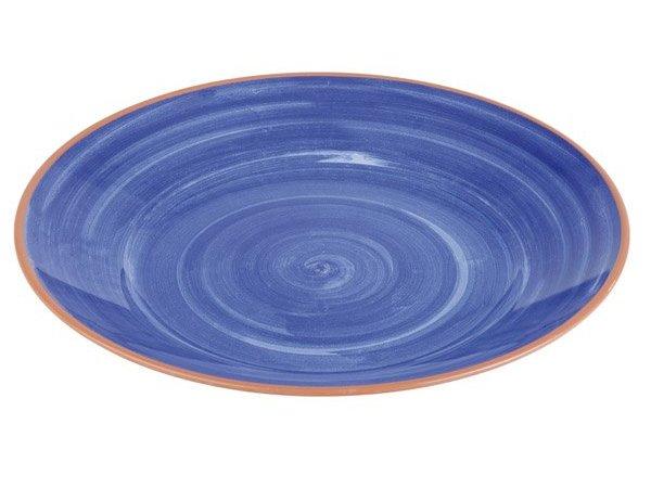 APS Schaal La Vida | Blauw | Melamine | Stapelbaar | Ø40,5x(H)5,5cm