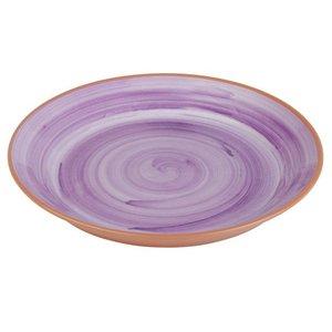 APS Skalieren La Vida | Purple | Melamin | Stapelbar | Ø40,5x (H) 5.5cm