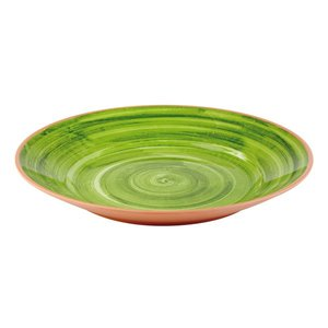 APS Scale La Vida | Green | Melamine | Stackable | Ø32x (H) 3.5cm
