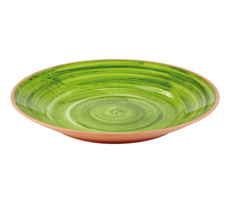 APS Skalieren La Vida | Green | Melamin | Stapelbar | Ø40,5x (H) 5.5cm
