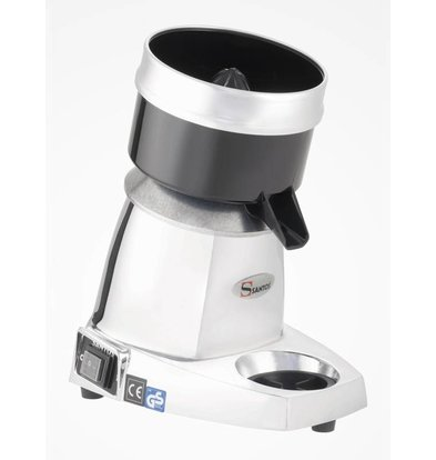Santos Juicer Santos Novo - Deluxe - Stainless Steel - 230V / 130W - 200x300x (H) 350 mm