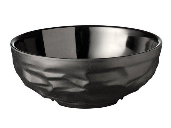 APS Kommen Sie 1,2 Liter | Black | Fusion | Melamin | Ø20x (H) 8cm