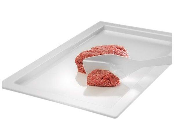 APS Serving Spoon White | Fusion | Melamine | 7x6,5x26,5cm