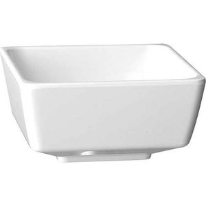APS Amuse Finger Bowl | White | Melamine | 9x9x (H) 4.5cm