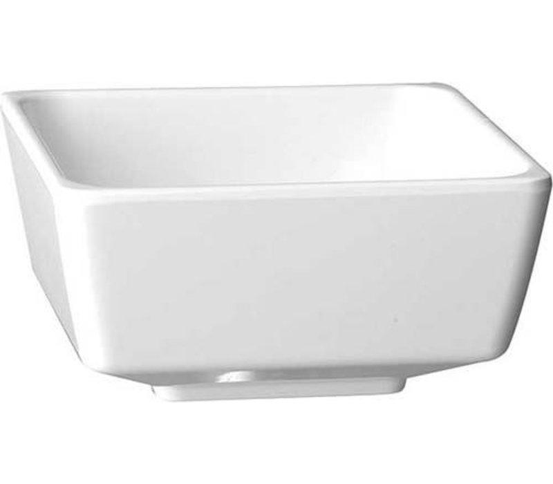 APS Amuse Finger Bowl | White | Melamine | 9x9x (H) 4.5cm