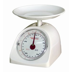 XXLselect Diet scales - 0.5kg - per 2gr