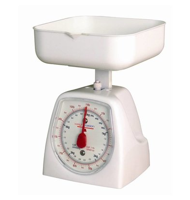 XXLselect Kitchen scale - 5kg - per 25gr