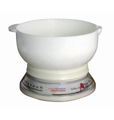 Weighstation Libra - 3 kg