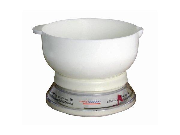 XXLselect Waage - 3 kg